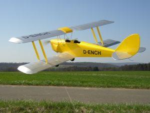 Tiger Moth DH82